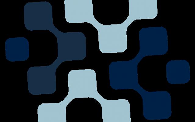 Mosaic logo rotated 3deg