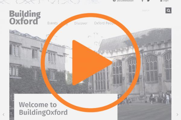 buildingoxford homepage